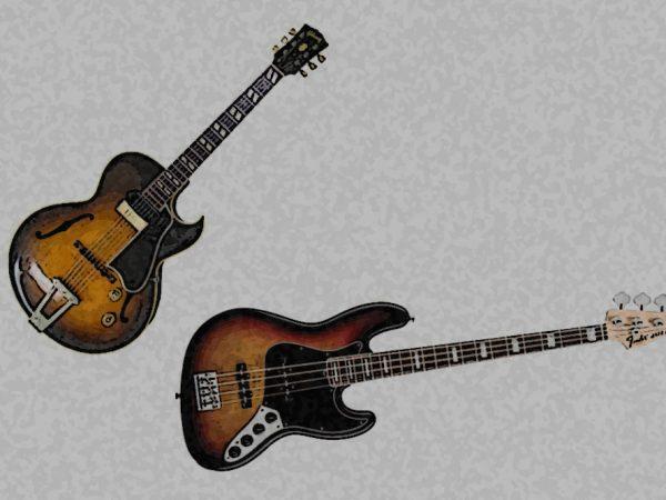 Jazzalope Guitar and Bass Duo