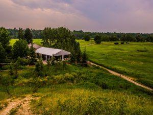 Meadow Muse Pavilion Calgary summer venue