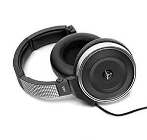 DJ headphones used by a Calgary DJ