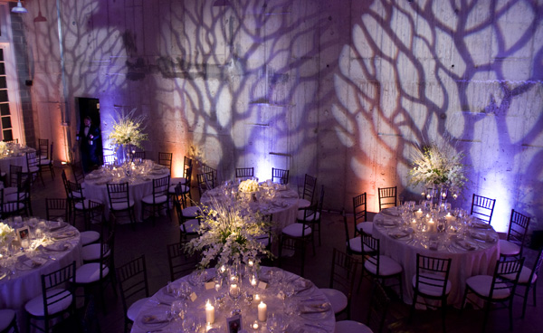 What is textured decorative gobo lighting st in entertainment dj